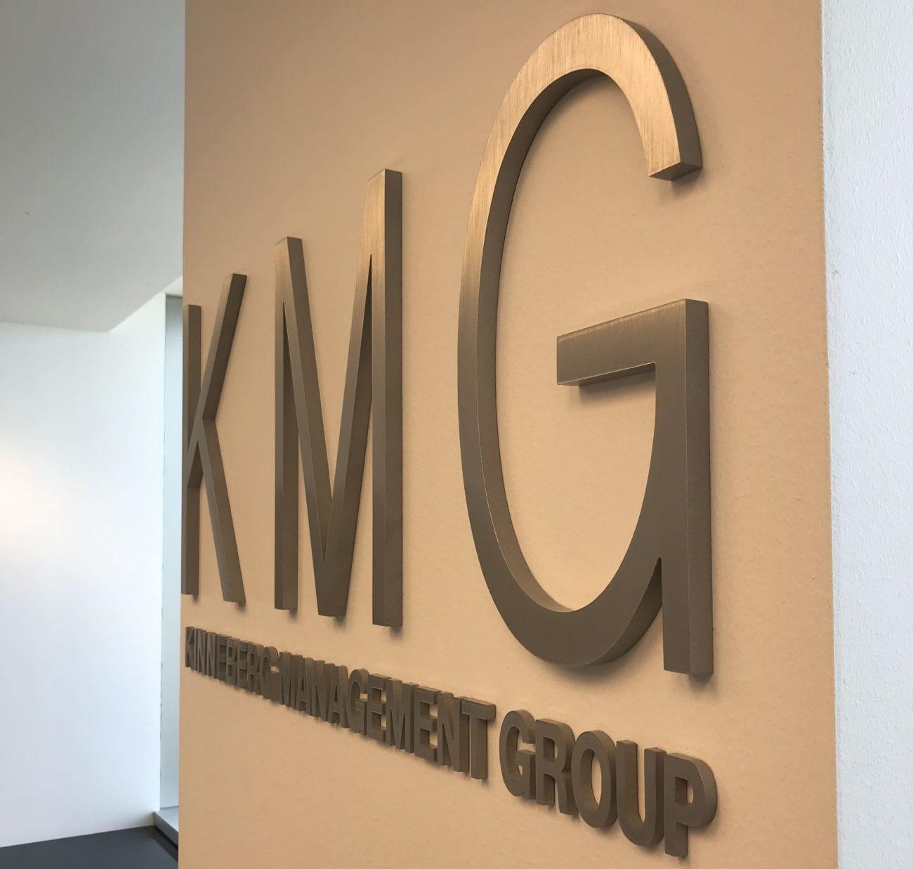 KMG Dimensional Letters