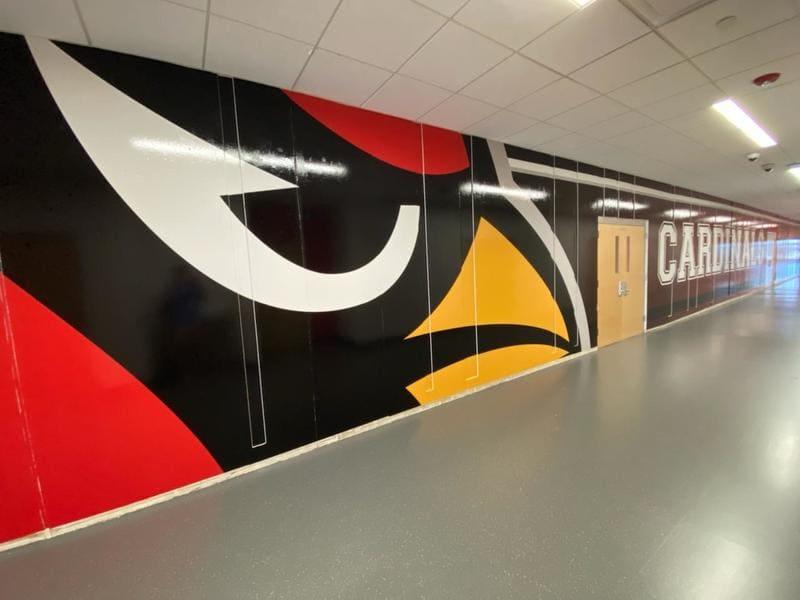 wall graphics company King Signs Minneapolis