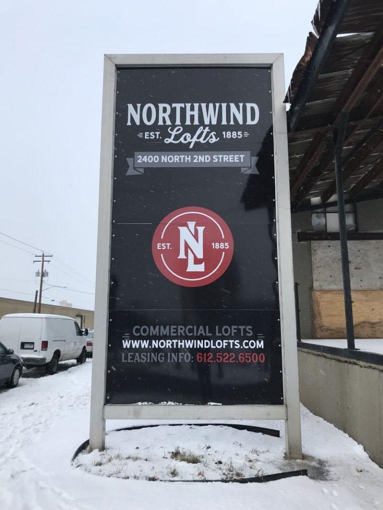 top monument signage company Minneapolis