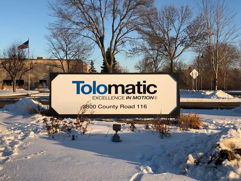 top monument signage production Minneapolis