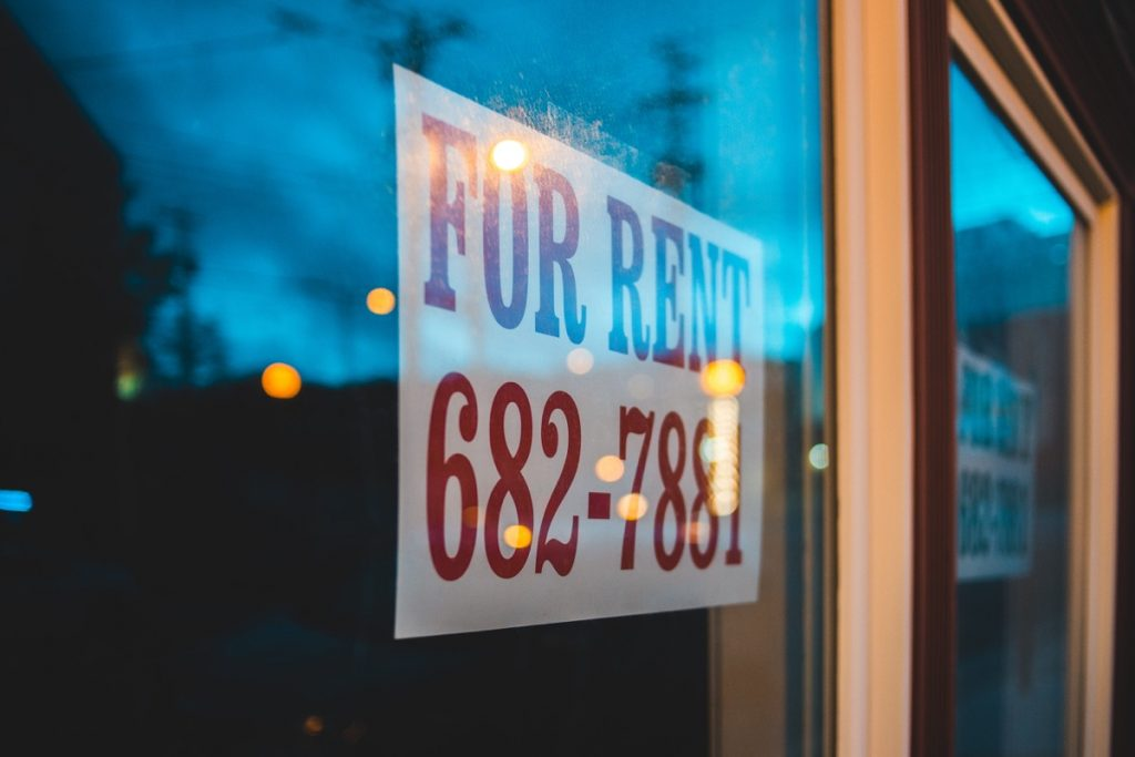signs for rental and sales King Signs Minneapolis