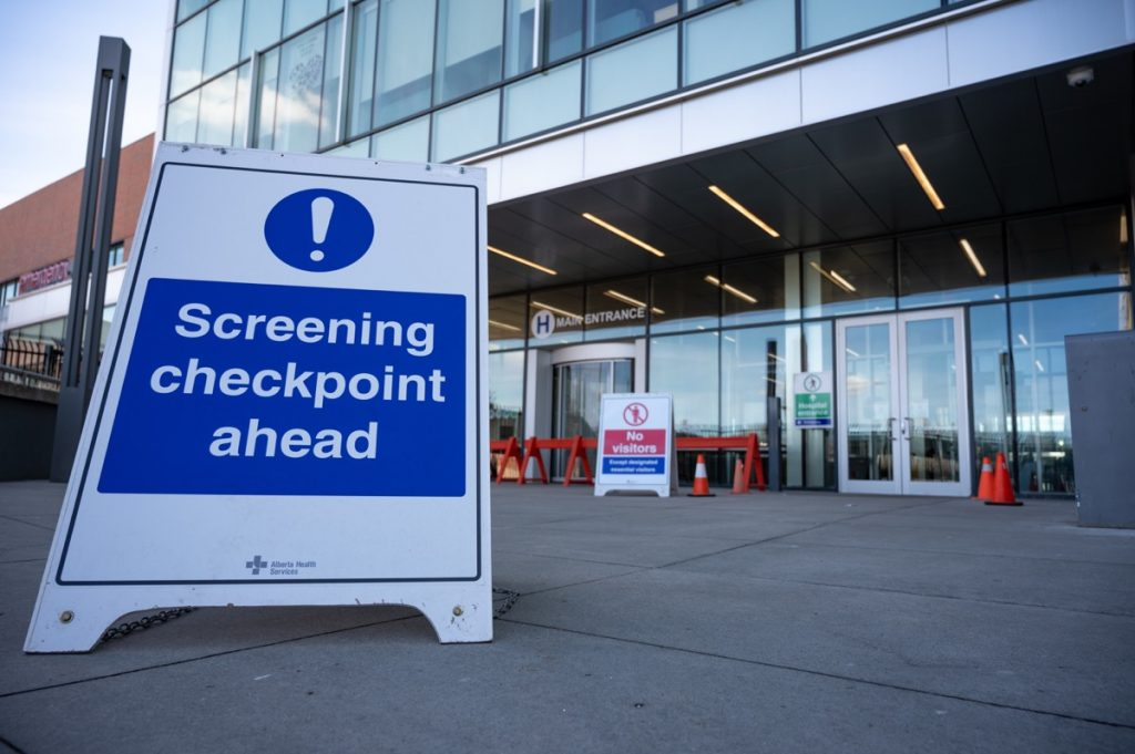 Regulation and ADA Signs on hospital grounds - King Signs Minneapolis